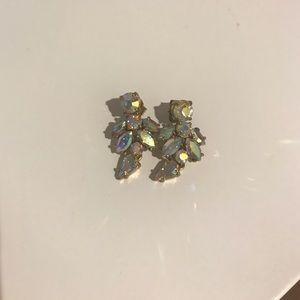 J. Crew Jewel Earrings